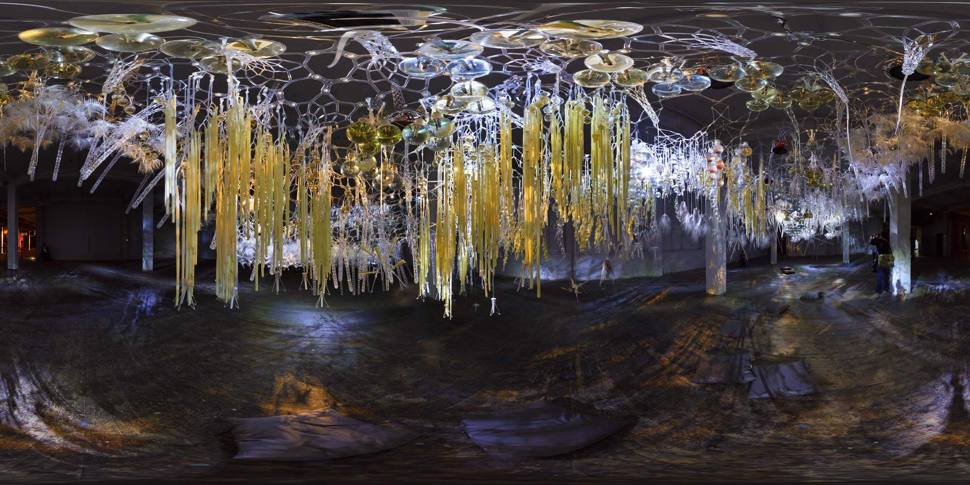 Panorama Berlin Photography  Playground - Epiphyte Membrane 2014