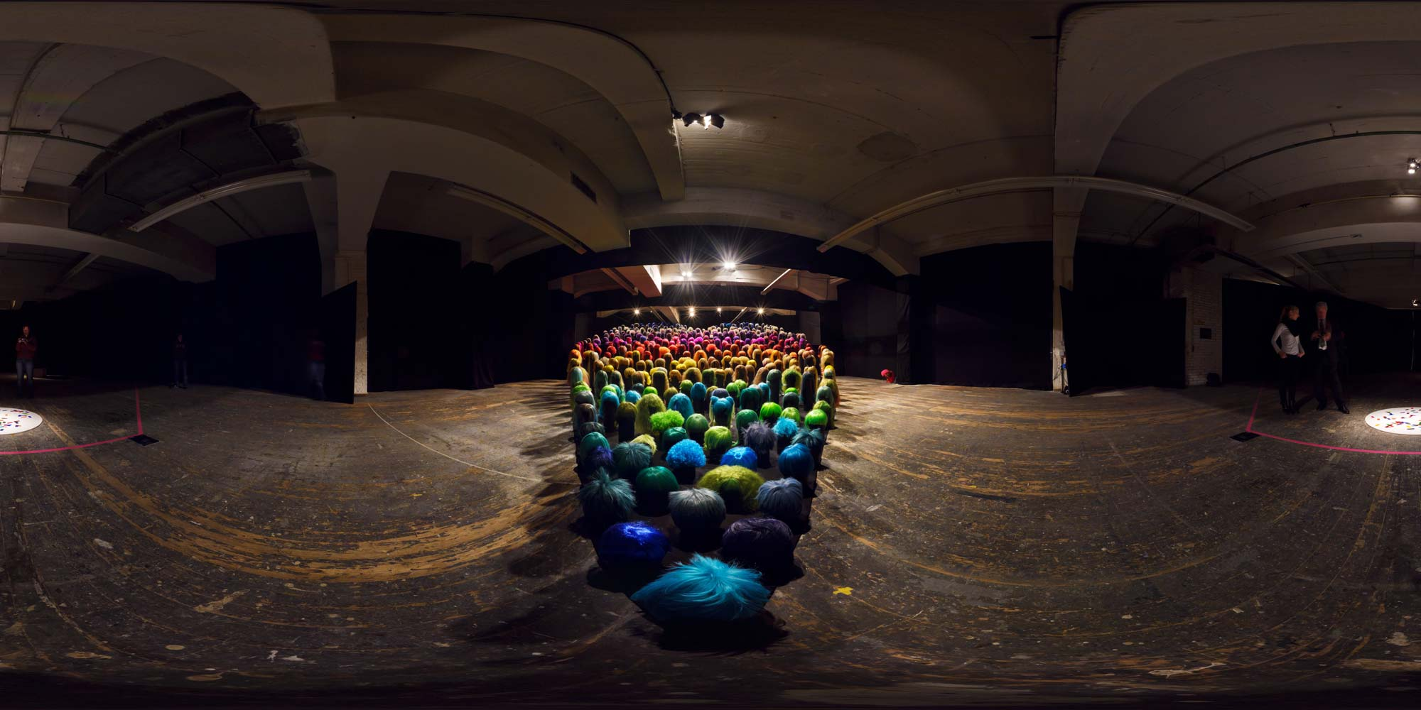 Panorama Berlin Photography  Playground - The Assembly 2014