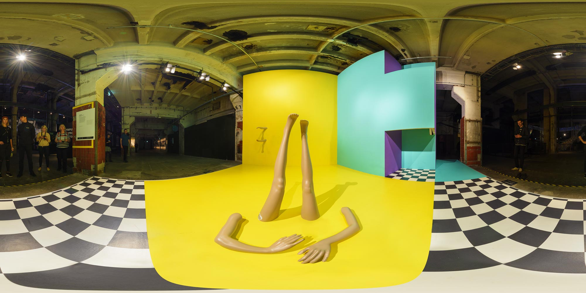 Panorama Berlin Kraftwerk Berlin - Photography Playground 2017 - Mirage