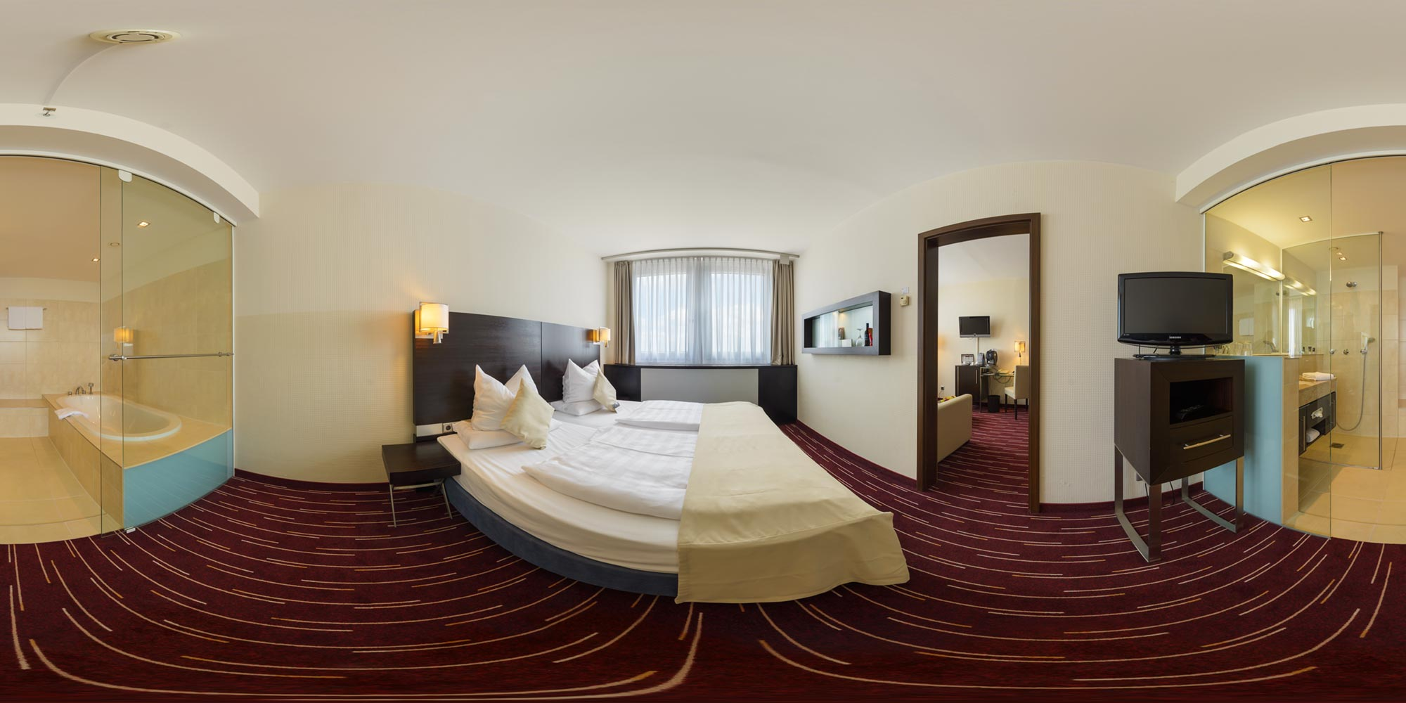 Panorama  Hotel Mercure - Junior Suite